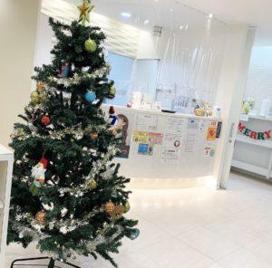 オオマチ歯科のクリスマス
