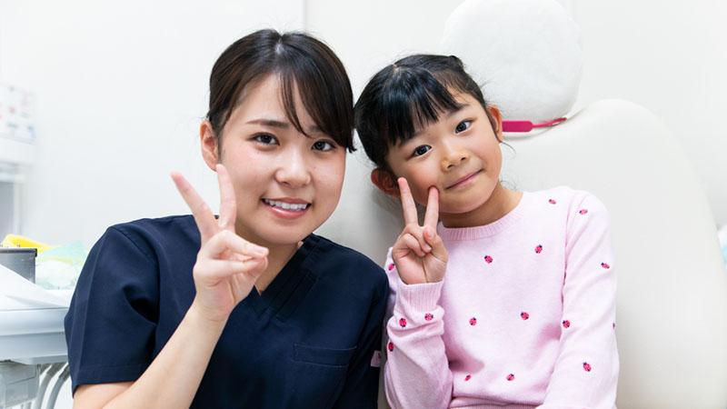 私たちは塚口で一番歯を大切にする歯科医院を目指していますので、予防を重視した診療を行っています
