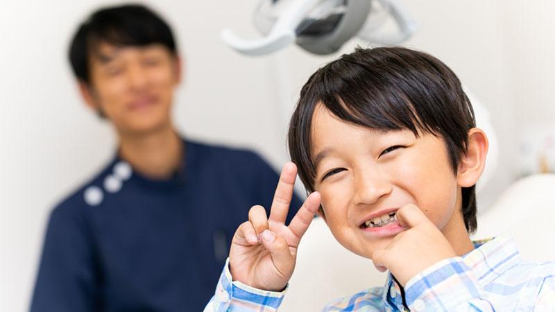 きれいな歯並びで自信の持てる笑顔と幸せを