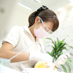 痛くない歯のお掃除(歯周病治療)