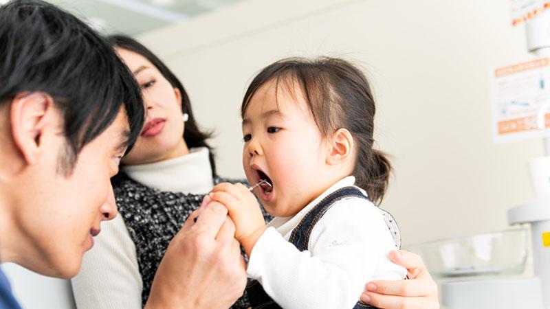 予防をベースにした小児歯科の位置づけ
