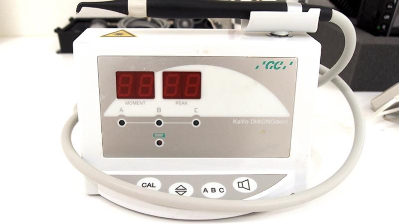 正確な診断を行うための診断用電子機器