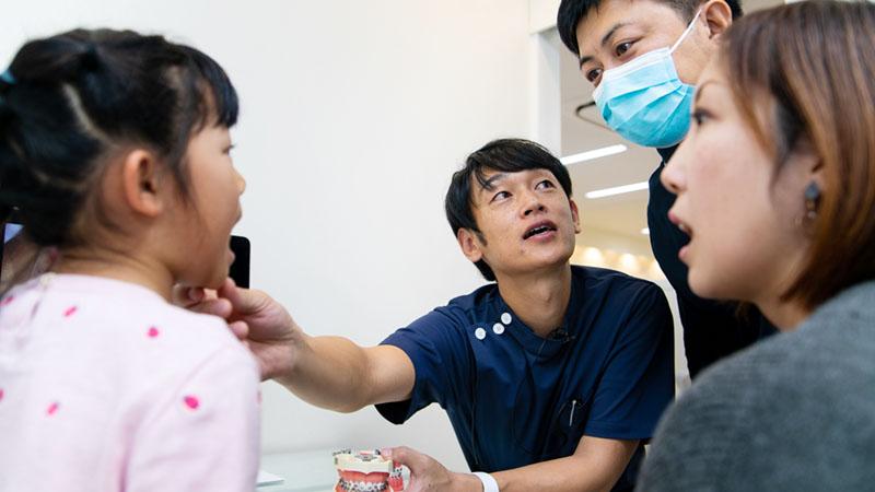 オオマチ歯科に通ってくれる子供達の将来を想う気持ちで始めた矯正治療